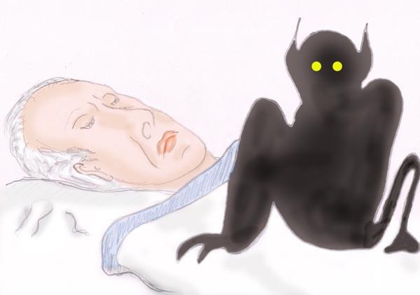 Albtraume Und Schlafparalyse Ressort Ebooks Paranormal Deutschland